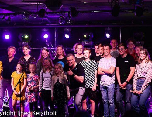 Foto's Muziekfabriek Rollingsticks concert