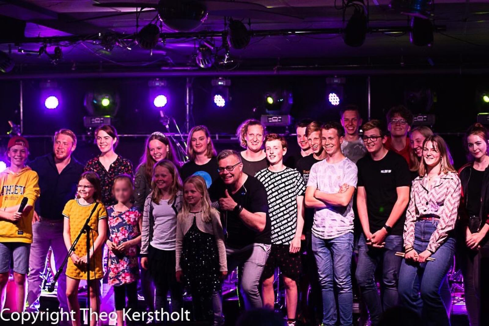 Muziekfabriek Rollingsticks concert Rock band, zangles Gouda, Gitaarles Gouda, Drumles Gouda, Pianoles Gouda